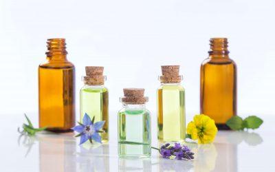 Ätherische Öle zur Behandlung von Akne