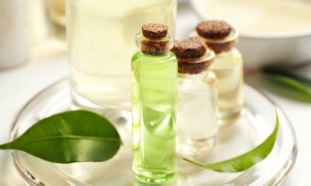 Teebaumöl bei Entzündungen der Mundwinkel