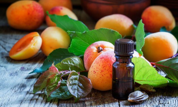 Aprikosenöl für die Haut