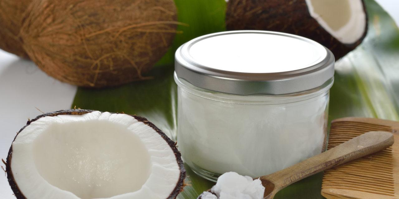 Kokosöl zum abnehmen