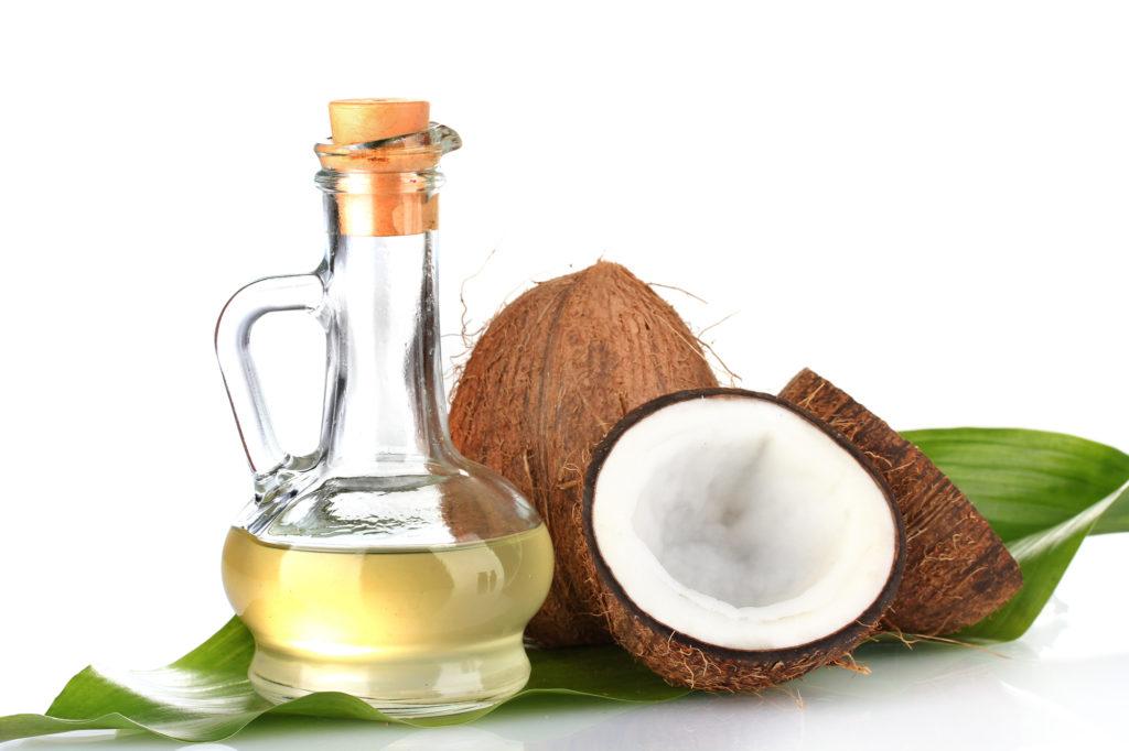 Kokosöl dekanter