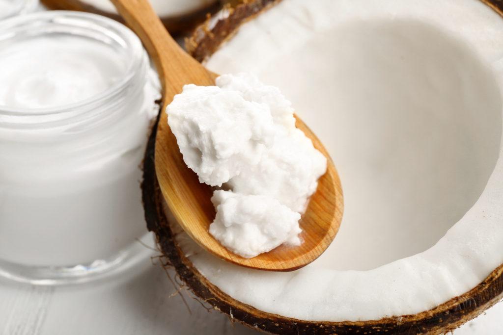 Kokosbutter - Kokosöl