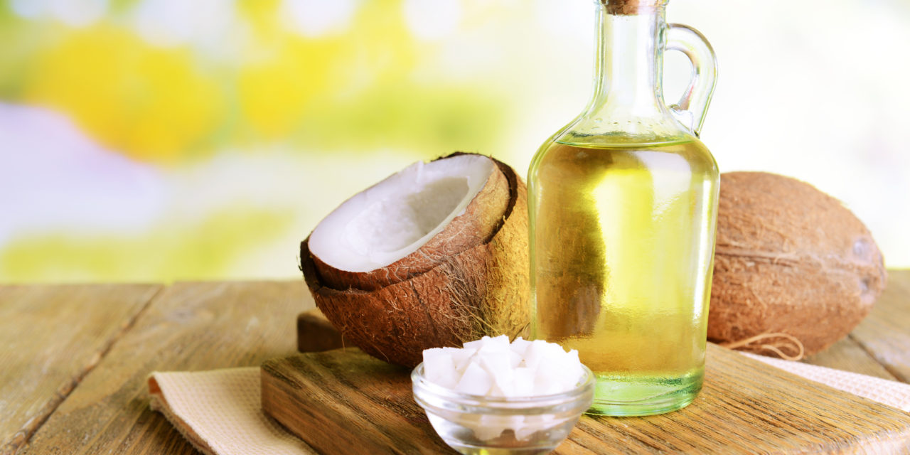 Kokosnussöl gegen Haarausfall