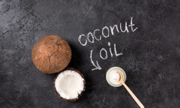 Kokosnussöl und Cholesterin
