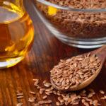 Leinsamenöl und Akne