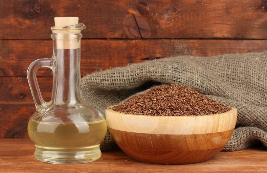 Vorteile von leinsamenöl