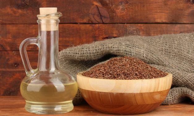 Was sind die Vorteile von Leinsamenöl?