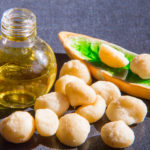 Macadamia Öl bei der Haarpflege